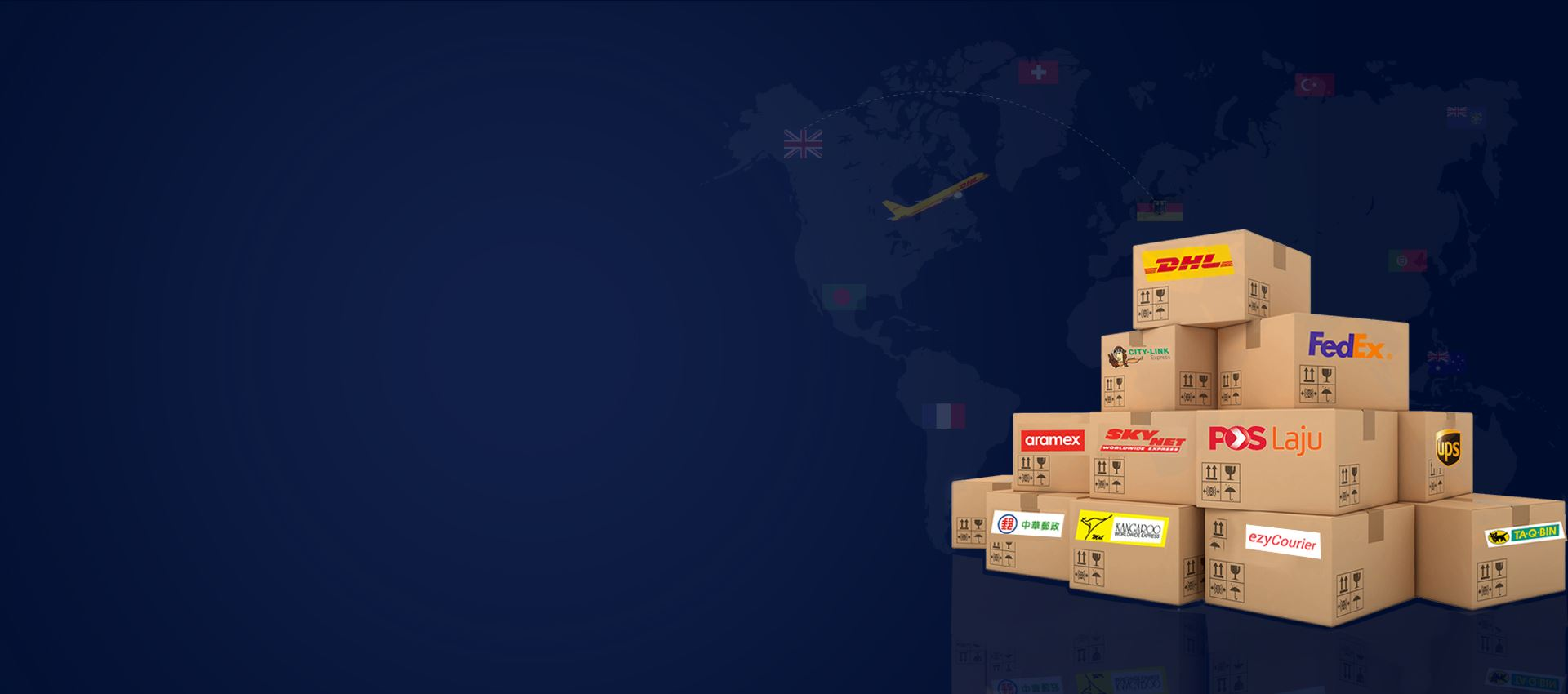mail and package forwarding company